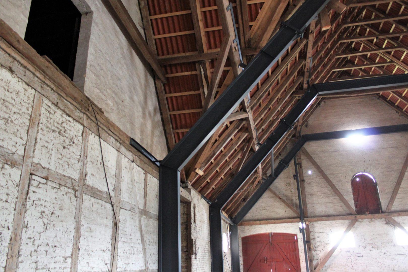 Stålspær Hauge Gruppen Stålkonstruktion